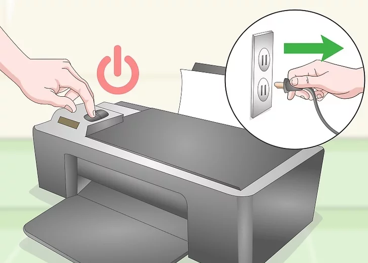 Solution For Epson Printer Error State 1