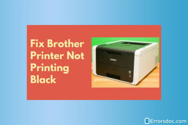 Brother Printer not Printing? Solutions