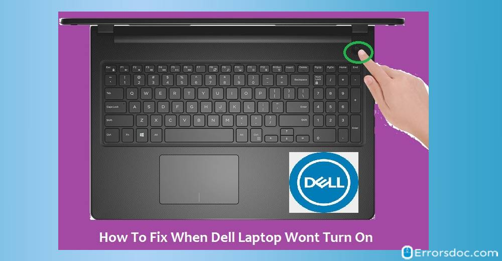 How To Fix Dell Laptop Wont Turn On