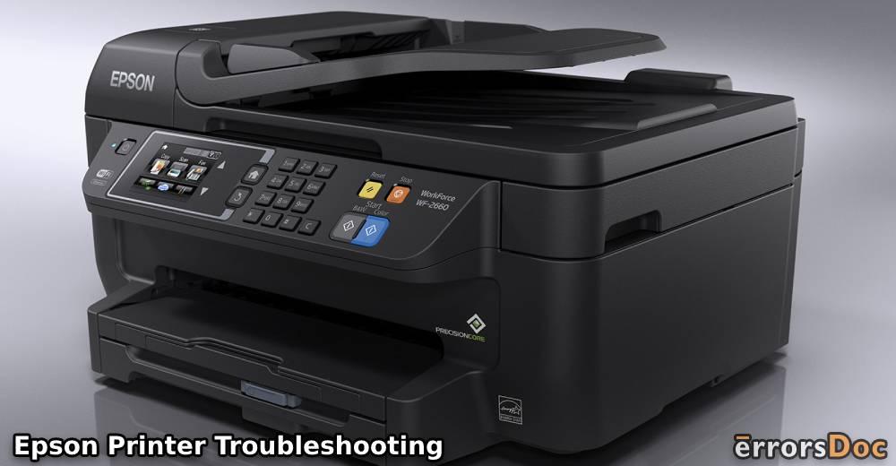 Epson Printer Troubleshooting