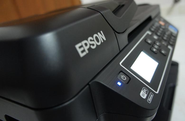 Turn on Epson printer to fix 0xea  error